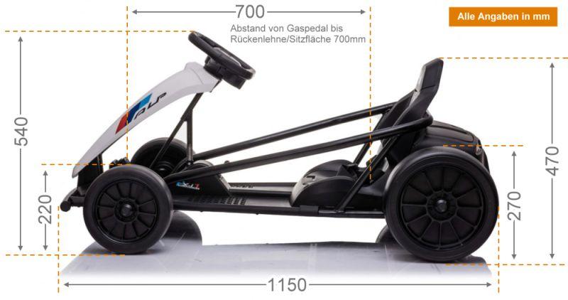 Elektro Drift-Car SX1968 FX1 für Kinder
