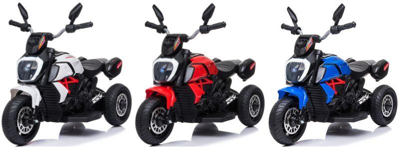 Elektrisches Kindermotorrad Trike BLJ818