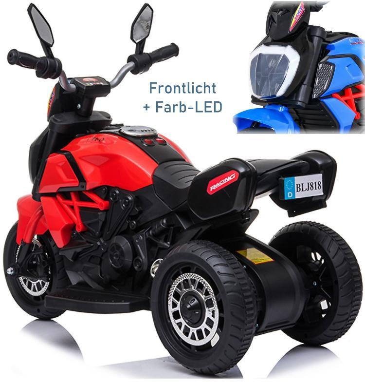 Elektrisches Kinderfahrzeug E-Trike