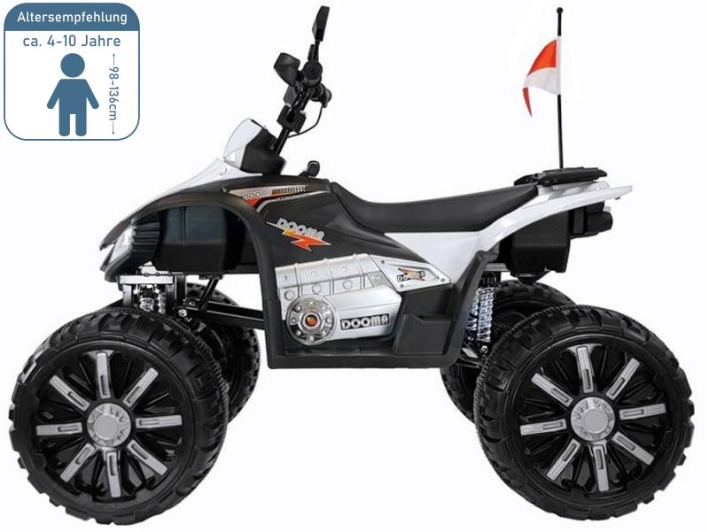 Elektroquad DMD-268C Motorrad für Kinder