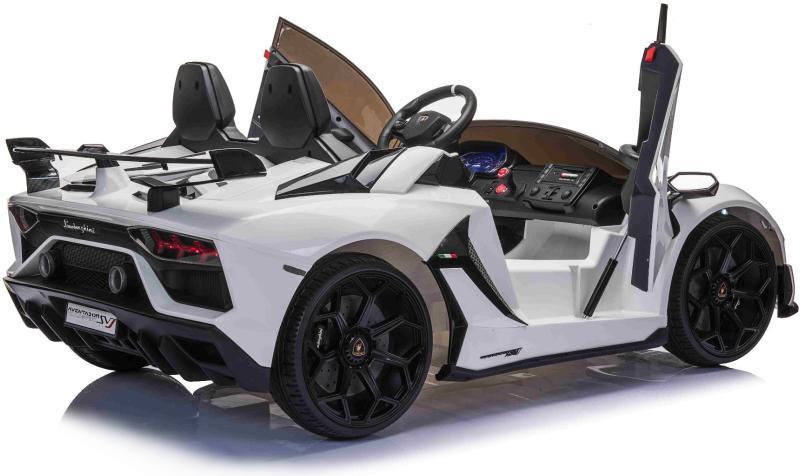 Kinder Elektroauto Lamborghini Aventador Hells-Version 24V Drift-Funktion
