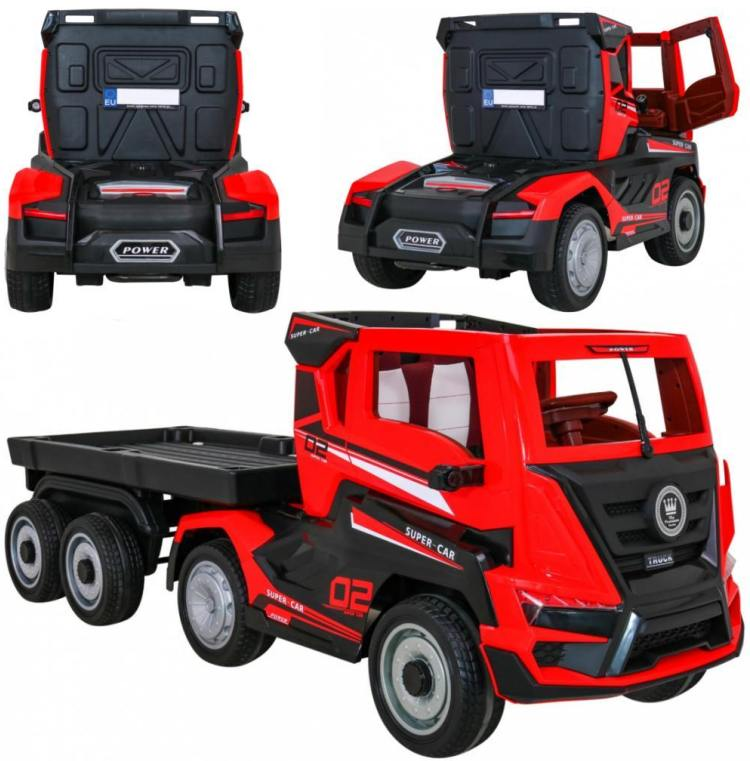 Kinder LKW BDQ2020 Elektroauto