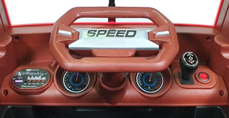 Elektro Auto für Kinder LKW BDQ2020