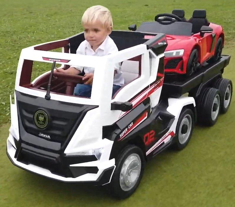 Elektro LKW Auto für Kinder BDQ2020