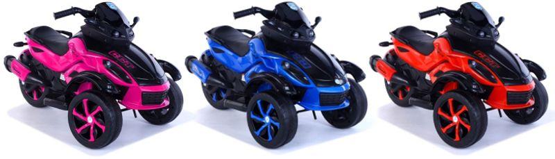 Elektrisches Kindermotorrad Elektro-Trike CCT1688