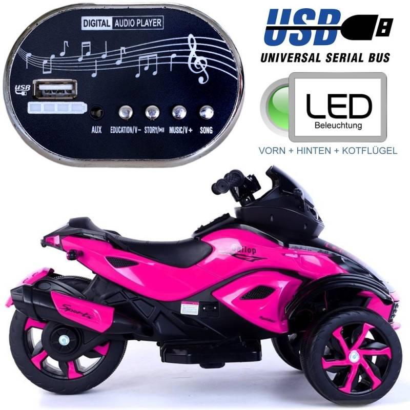 Elektro Kindermotorrad CCT1688