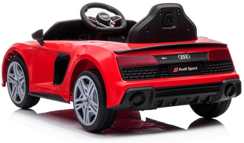 Kinder Elektroauto Audi R8 Facelift