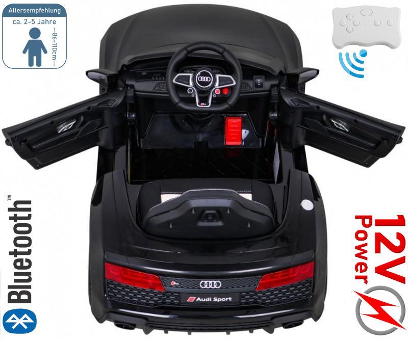 Elektro Auto Audi R8 V10 Facelift 2021 für Kinder