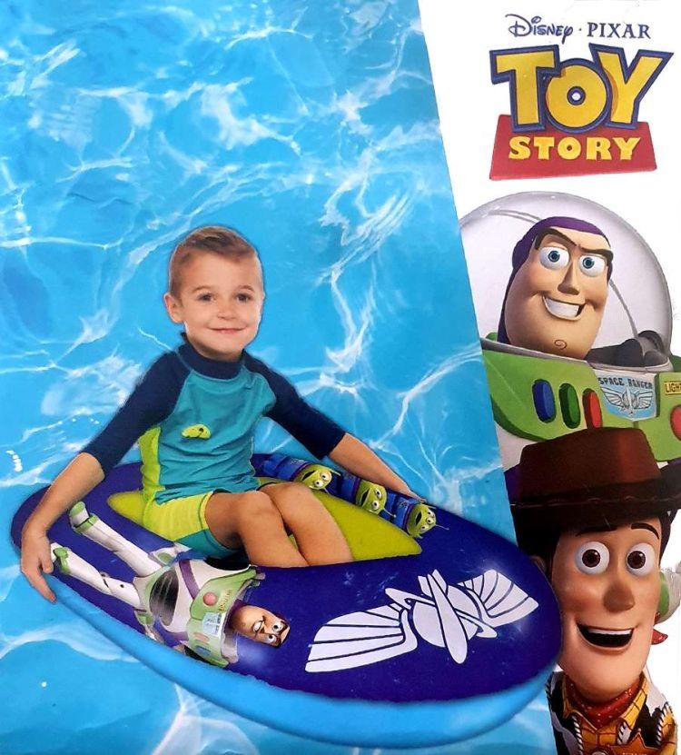 Kinder Schlauchboot im Toy Story Look 100x70cm Meter
