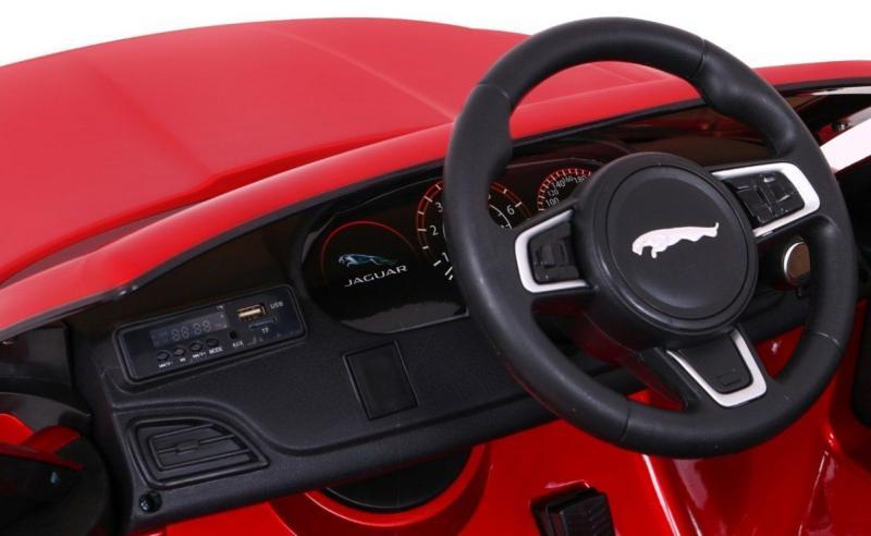 Elektro Auto Jaguar F-Pace für Kinder