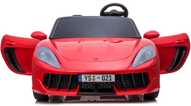 Elektroauto YSA-021B Facelift für Kinder XXL extra groß mit bürstenlosem 24V-Motor
