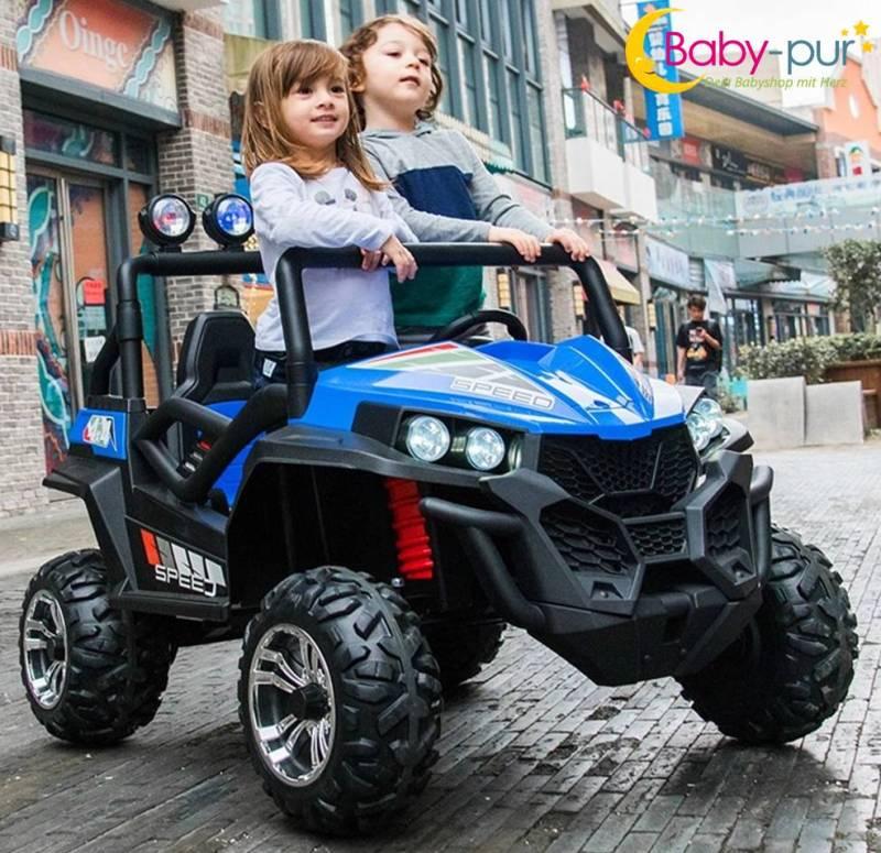 Elektroauto für Kinder Geländewagen S2588 Strong Facelift XXL 24V 240W