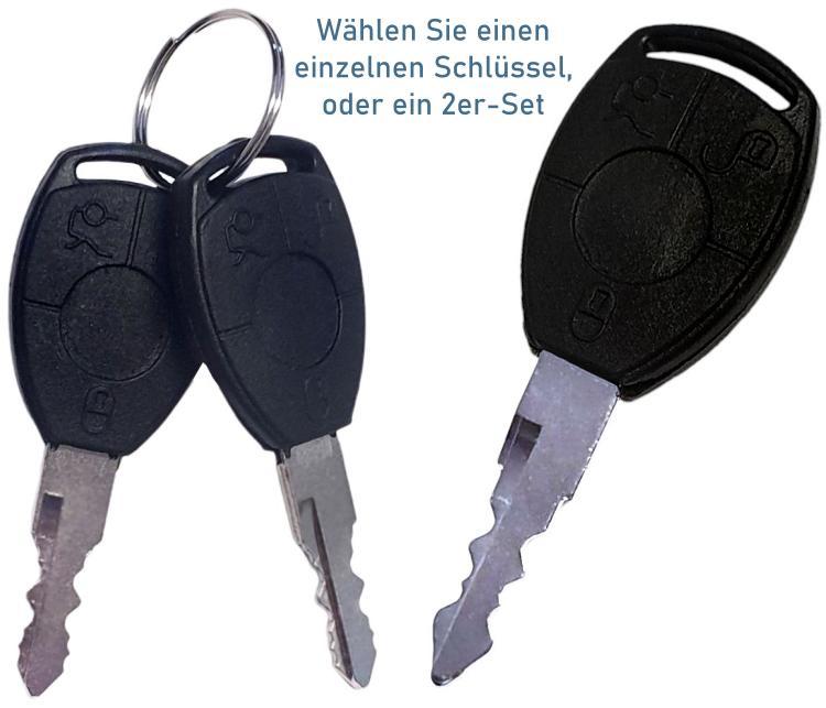 Ersatzschlüssel Zündschlüssel für Kinder Elektroauto