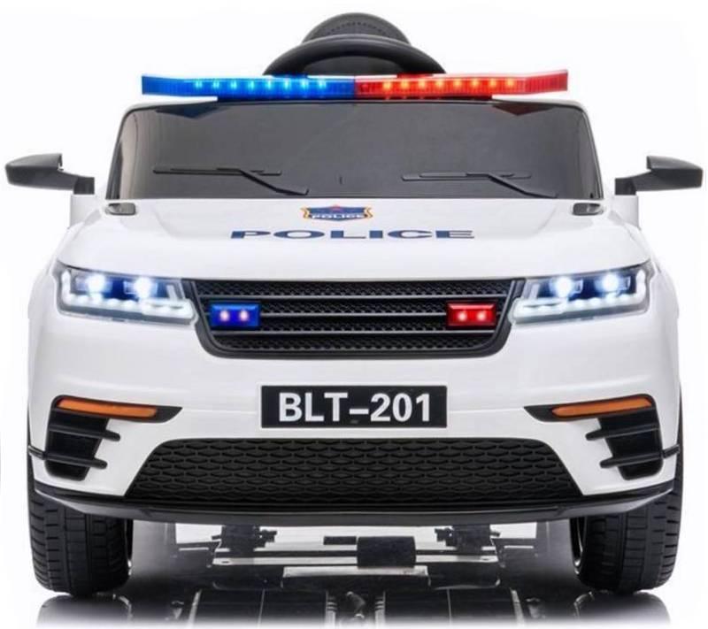 Kinder Elektrofahrzeug BLT-201 Police Polizei Elektroauto SUV