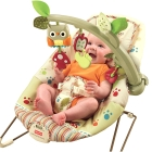 FISHER-PRICE: Comfy Time Bouncer Babywippe X3844 (grün)