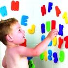 Munchkin: 36 Bade-Buchstaben (26 Schwimm-Buchstaben+10 Zahlen)
