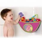 Munchkin: Bad Eck-Organizer für Badespielzeug (PINK)