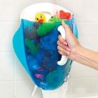 Munchkin: Behälter für Badespielzeug (türkis)