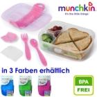 Munchkin: Bento Brotdose, Lunchbox, Click Lock Dose