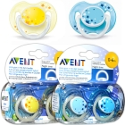PHILIPS AVENT: Schnuller (Night Time 0-6 Monate)