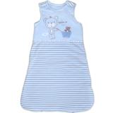 TU: Schlafsack (Teddy/blau)
