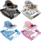 Baninni: 3in1 Baby Lauflernhilfe & Schaukel, Gehfrei, Lauflernwagen