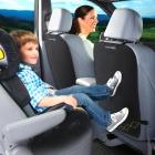 Brica Munchkin: 2x Schutzmatte für Rückseite der Auto-Vordersitze