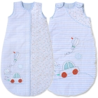 Mothercare: Baby Schlafsack Snoozie blau
