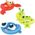 Bestway: Kinder Schwimmring 3D Tiermotiv