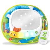 Munchkin: Magical Firefly, Auto Babyschalen Spiegel mit Fernbedienung