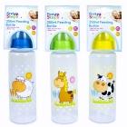First Steps: 250ml Flasche für Babynahrung inkl. Silikon Sauger