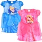 Disney: Prnizessinnen Kinderkleid Kostüm Cinderella & Dornröschen