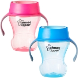 Tommee Tippee: 360° Trinklernflasche mit Griff Mealtime Trainer 230ml