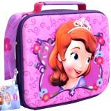 Disney: 3D Kindergartentasche Lunchtasche Sofia die Erste