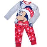 Disney: Minnie Maus Kinder Pyjama Weihnachtsmaus