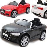 Elektrisches Kinder Elektroauto Audi A3 Cabriolet