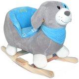Baby Kleinkind Schaukeltier Hund Rocky (XL-800)