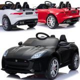 Elektrisches Kinder Elektroauto Jaguar F-Type STD