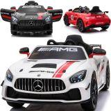 Mercedes Benz GT4 AMG Elektrisches Kinderauto Elektroauto