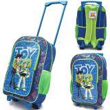 Disney: 2in1 Kinder Trolley und Reiserucksack (Toy Story 4)