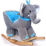 Baby Kleinkind Schaukeltier Elefant Fanny (XL-912)