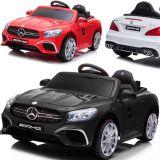 Mercedes Benz SL63 AMG Elektrisches Kinderauto Elektroauto EVA+LEDER