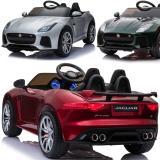 Elektrisches Kinder Elektroauto Jaguar F-Type Sonderedition+ Lackiert