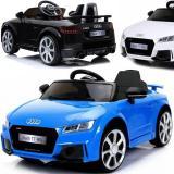 Audi TT Elektrisches Kinderauto Sonderedition Ledersitz EVA-Reifen